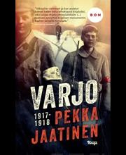 Jaatinen, Pekka: Varjo 1917-1918 kirja