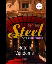 Steel, Danielle: Hotelli Vendome kirja