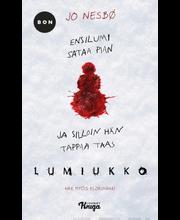 Nesbø, Jo: Lumiukko (Leffakansi) kirja