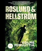 Roslund, Anders & Hellström, Börge: Kolme minuuttia kirja