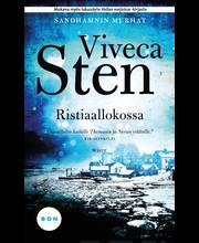 Sten, Viveca: Ristiaallokossa kirja
