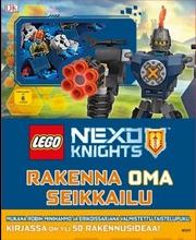 Lego nexo knights rakenna