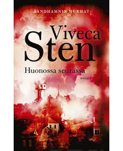 Wsoy Viveca Sten: Huonossa seurassa