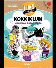 Nykänen, Kokkiklubi - Maailman paras pi