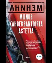 Ahnhem, Stefan: Miinus kahdeksantoista astetta kirja