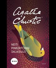 Christie, Agatha: Neiti Pinkertonin salaisuus Kirja