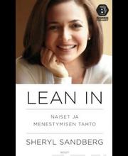 Sandberg, Sheryl: Lean in kirja