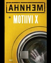 Wsoy Stefan Ahnhem: Motiivi X