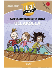Wsoy Tuutikki Tolonen: Auttamistoimisto Luna: Ullakolla