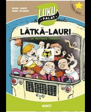 Lipasti, Lätkä-Lauri ja tautinen turnaus (LUKUPALAT)