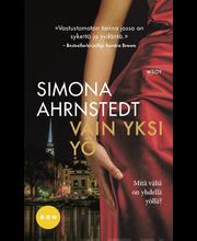 WSOY Simona Ahrnstedt: Vain yksi yö