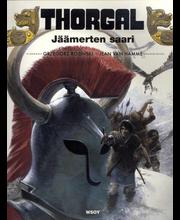 Thorgal Sarjakuva-albumi kirja