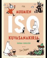 Wsoy Tove Jansson: Muumien iso kuvasanakirja