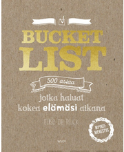 de Rijck, Bucket list