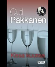 Pakkanen, Outi: Kissa kuussa kirja
