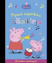 Pipsan superkiva ääninappikirja