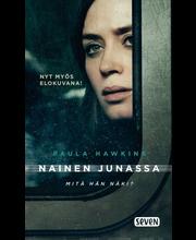 Hawkins, Paula: Nainen junassa kirja