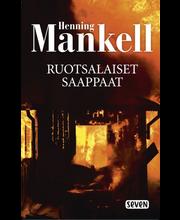 Mankell, Henning: Ruotsalaiset saappaat kirja