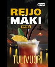 Mäki, Reijo: Tulivuori kirja
