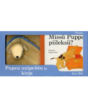 Pupen Unipeitto + Kirja