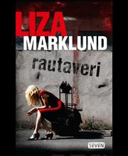 Marklund, Liza: Rautaveri kirja