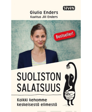 Enders, Giulia: Suoliston salaisuus kirja
