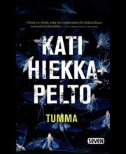 Hiekkapelto, Kati: Tumma kirja