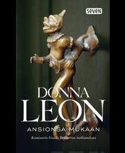 Leon, Donna: Ansionsa mukaan kirja