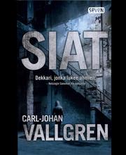 Vallgren, Carl-Johan: Siat kirja