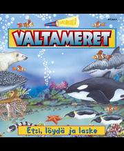 Valokiila - Valtameret