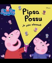 Pipsa Possu - Yön Olennot