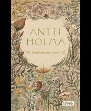 Holma, Antti: Kauheimmat runot kirja