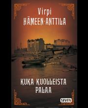 Hämeen-Anttila, Virpi: Kuka kuolleista palaa kirja