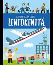 Knapman, Rakenna ja leiki: Lentokenttä