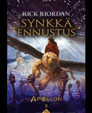 Otava Rick Riordan: Synkkä ennustus - Apollon osa 2
