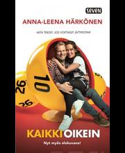 Härkönen, Anna-Leena: Kaikki oikein (elokuvakansi)
