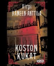 Hämeen-Anttila, Virpi: Koston kukat Kirja