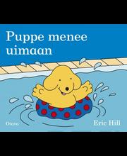 Hill, Puppe menee uimaan