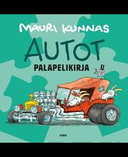 Kunnas, Autot-palapelikirja
