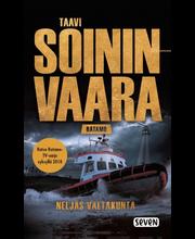 Soininvaara, Taavi: Neljäs valtakunta Kirja