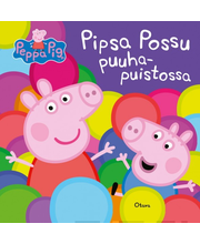 Otava Satu Karhu (suom.): Pipsa Possu puuhapuistossa