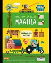 Knapman, Rakenna ja leiki: Maatila