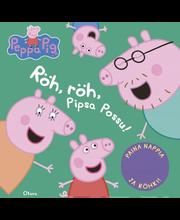 Röh röh, Pipsa Possu!