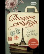 Lundberg, Sofia: Punainen osoitekirja Kirja