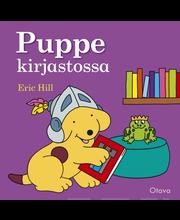 Otava Eric Hill: Puppe kirjastossa