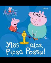Otava Satu Karhu: Ylös alas, Pipsa Possu!