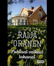 Otava Raija Oranen: Puhtaat valkeat lakanat