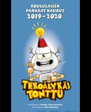 Tekoälykäs tonttu. KOULULAISVITSIT 2019-2020
