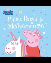 Otava Satu Karhu (suom.): Pipsa Possu ja yksisarvinen