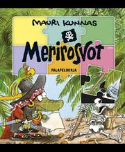 Kunnas, Merirosvot-palapelikirja